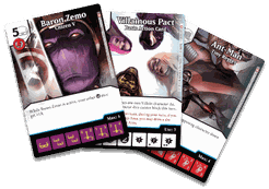Marvel Dice Masters: Justice Like Lightning Promo Cards