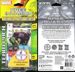 Marvel Dice Masters: Kree Invasion Team Pack