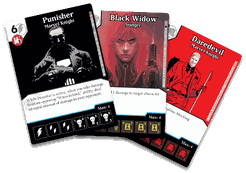 Marvel Dice Masters: Marvel Knights Promo Cards