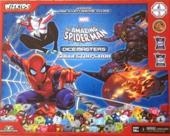 Marvel Dice Masters: The Amazing Spider-man – Collector's Box