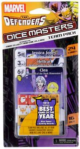 Marvel Dice Masters: The Defenders Team Pack