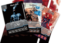 Marvel Dice Masters: Uncanny Inhumans Promo Cards