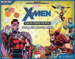 Marvel Dice Masters: Uncanny X-Men – Collector's Box