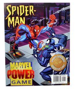 Marvel Power Game
