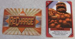 Marvel ReCharge CCG