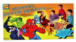 Marvel Super Heroes Game