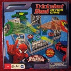 Marvel Ultimate Spider-Man Trickshot Duel Action Game