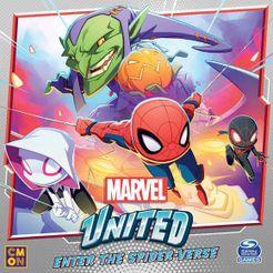 Marvel United: Enter the Spider-Verse – Kickstarter Edition