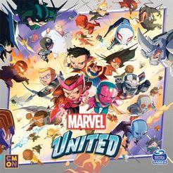 Marvel United: Kickstarter Promos Box