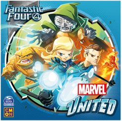 Marvel United: X-Men – Fantastic Four
