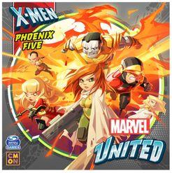 Marvel United: X-Men – Phoenix Five