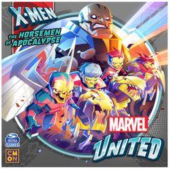 Marvel United: X-Men – The Horsemen of Apocalypse