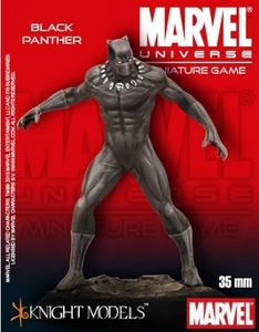 Marvel Universe Miniature Game: Black Panther