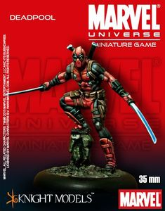 Marvel Universe Miniature Game: Deadpool