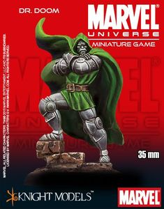Marvel Universe Miniature Game: Dr. Doom