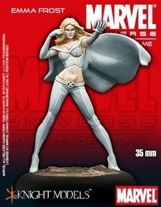 Marvel Universe Miniature Game: Emma Frost