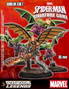 Marvel Universe Miniature Game: Goblin Cult Starter Set