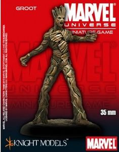 Marvel Universe Miniature Game: Groot