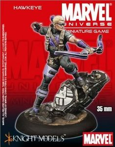 Marvel Universe Miniature Game: Hawkeye