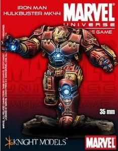 Marvel Universe Miniature Game: Iron Man Mk44 Hulkbuster Armor