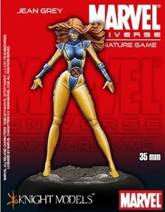 Marvel Universe Miniature Game: Jean Grey