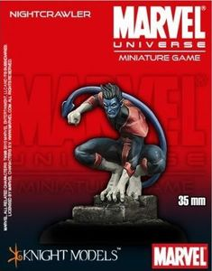 Marvel Universe Miniature Game: Nightcrawler