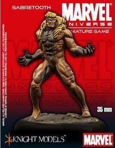 Marvel Universe Miniature Game: Sabretooth