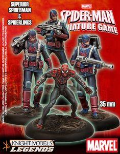 Marvel Universe Miniature Game: Superior Spiderman Starter Set