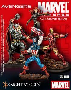 Marvel Universe Miniature Game: The Avengers Starter Set