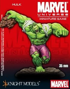 Marvel Universe Miniature Game: The Incredible Hulk
