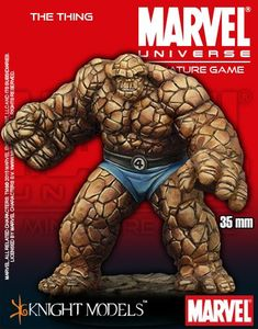 Marvel Universe Miniature Game: Thing