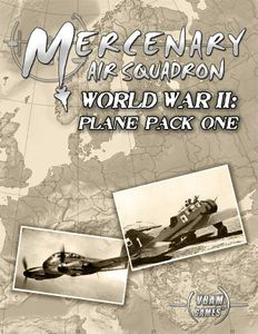 MAS-WWII Plane Pack #1
