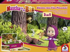 Mascha und der Bär: Bühne frei für Mascha!