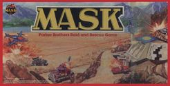 MASK: Raid and Rescue Game