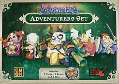 Masmorra: Dungeons of Arcadia – Adventurers Set