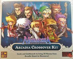 Masmorra: Dungeons of Arcadia – Arcadia Crossover Kit