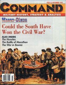 Mason-Dixon: The Second American Civil War