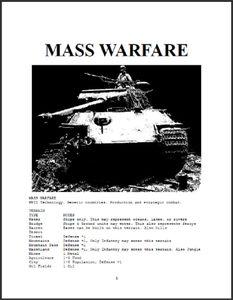 Mass Warfare