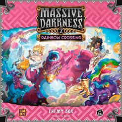 Massive Darkness 2: Enemy Box – Rainbow Crossing