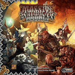 Massive Darkness: Black Plague Crossover Set