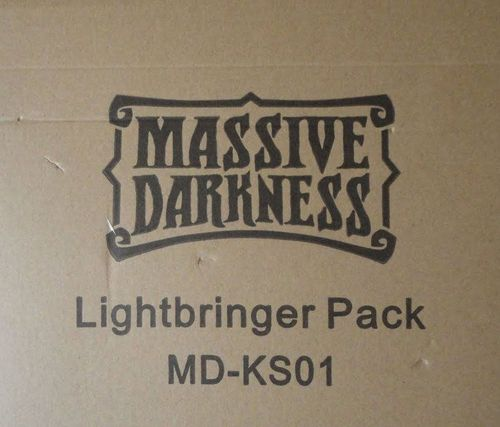 Massive Darkness: Lightbringer Pack