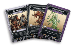 Massive Darkness: Zombicide Green Horde Crossover Set