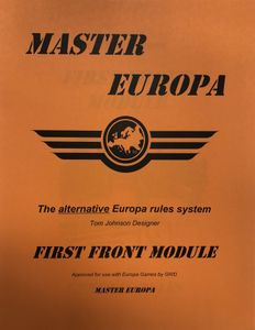 Master Europa 106: First Front