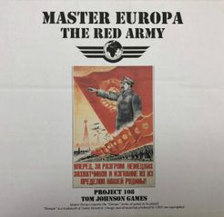 Master Europa 108: Red Army