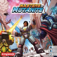 Masters of Mutanite