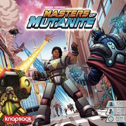 Masters of Mutanite