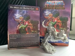 Masters of The Universe: Fields of Eternia The Board Game – He-Man and Battle Cat