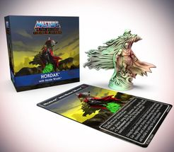 Masters of The Universe: Fields of Eternia The Board Game – Hordak with Horde Wraith