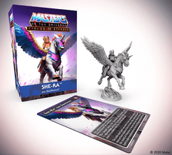 Masters of The Universe: Fields of Eternia The Board Game – She-Ra on Swiftwind