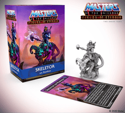 Masters of The Universe: Fields of Eternia The Board Game – Skeletor on Panthor